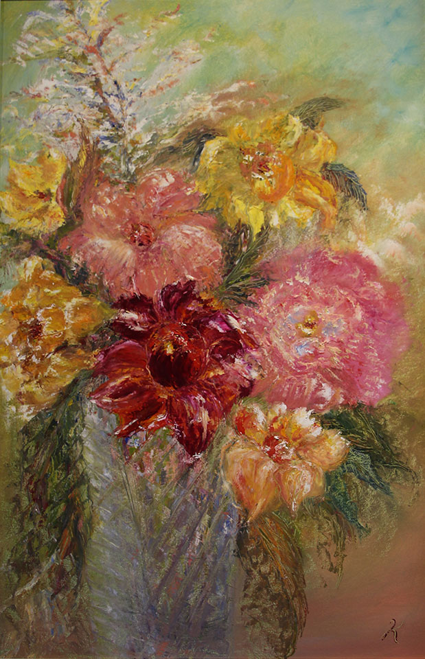 Flowers from my garden - £475